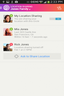 Life360, free Android app